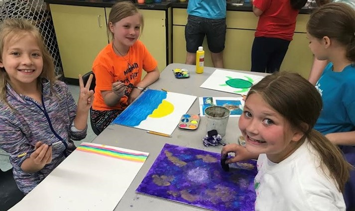MPS & MIS Art Camp
